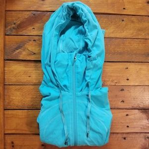 Old School Lululemon Teal 3 Piece Set